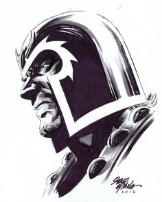 Magneto sought revenge for people killing his mom which is understandable when she was all he had.