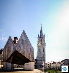 http://lovelivetravel.fr/fr/gand/ #visitgent gent ghent gand belgium europe travel citytrip weekend tourism