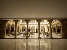 Panorámica del Claustro del Palacio Del Infante Don Juan Manuel Hotel Spa.