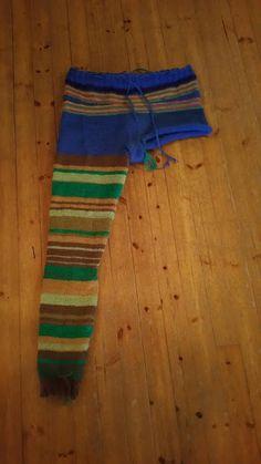 Käsin tehty työ: Villahousut aikuiselle seiskaveikasta + OHJE Long Johns, Crafty, Wool, Knitting, Handmade, Shorts, Fashion, Outfit, Crocheting