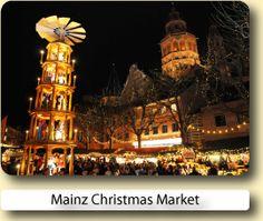 Mainz Christmas Market - German Christmas Market Tourist Information