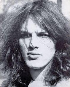 David Gilmour, 1969. #concerts #concertvideos #Concert #PinkFloyd #Pink_Floyd