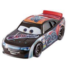 Disney/Pixar Cars 3 Nitroade Die-cast Vehicle with Accessory