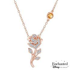 2019 的 Enchanted Disney Diamond Cinderella Pendant 主题 几何
