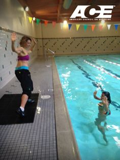 What to expect from an Aqua Zumba Class. @Zumba Fitness