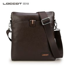 Luo Special Men Shoulder Bags Genuine Leather M Package Business Leisure Bag Leather Backpack Korean Shoulder bags 13310200010