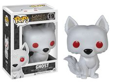 I want it!! Pop! TV: Game of Thrones - Ghost   Funko