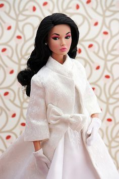 """Workshop 2011   Poppy is wearing a dress and coat from the """"…   Flickr"""