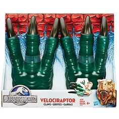 Jurassic Park World Velociraptor Claw Jurassic World http://www.amazon.co.uk/dp/B00PAZ5VTA/ref=cm_sw_r_pi_dp_M8j6vb12ZDAJV