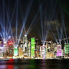 """If you are around, you can catch the 8PM show - """"A Symphony of Lights."""""""