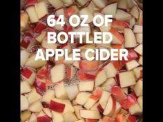 Tasty - Apple Cinnamon Fall Sangria . RECIPE: Ingredients- 6 apples (Gala) 3…