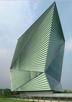 Sustainable Energy Technology Center at the University of Nottingham in Ningbo, China