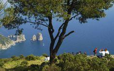 Capri - Mount Solaro - Chairlift