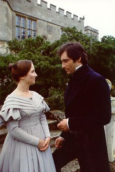Jane Eyre 1983 Miniseries - http://www.dirtroadprincess.com/jane-eyre-1983-miniseries/ - One of literature's great classic romances, Jane Eyre is beautifully captured on film in the 1983 BBC miniseries. Timothy Dalton (prior to his more famous role of James Bond) and Zelah Clark are exceptional together – one of the best Jane Eyre and Mr. Rochester pairings I've seen. Zelah Clark,...