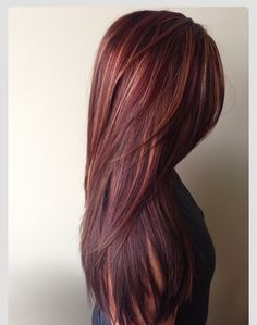 Nice brown and red colour
