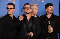 "U2 are still scheduled to release a new album this year. A spokesperson for the band has dismissed rumours about a delay to the record until 2015, telling Rolling Stone: ""We've always said an album is expected this year."" / Read more www.digitalspy.co.uk/music/news/a591136/u2-still-on-track-to-release-new-album-this-year-confirms-spokesperson.html#~oNuPW0AwHglEsl * www.u2france.com/actu/U2-toujours-sur-les-rails-pour,57904.html © PA Images / Jordan Strauss/AP #u2NewsActualite"