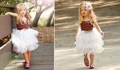 Sweet Heart Girls Princess Dress