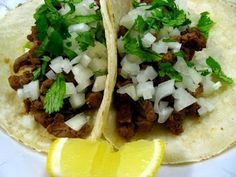 Great YES! Found a recipe for my street tacos I think will be better than the last bat..., ,