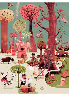 Happywood by Keraval Gwen