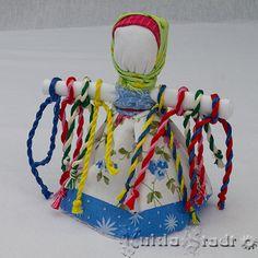 Кукла Купавка, сделана по типу Кувадки