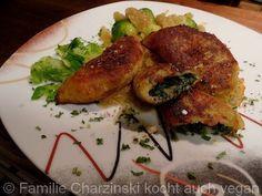 Kartoffelmaultaschen - Familie Charzinski kocht auch vegan