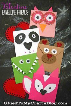 Envelope Valentine C