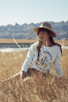 Ivory We The Free Park Pullover at Free People Clothing Boutique