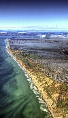San Francisco - The Coast by Daly City