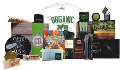 CANNABOX ROCKS! HERE'S WHY!  We are a monthly mystery boxfor pop culture & 420 enthusiastsfilled with amazingand exclusive items and apparel from your favorite tv shows, movies, games, and more! Over $40 value in every cannabox for less than $20!