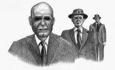 Os misteriosos Homens de preto. O que são? As misteriosas visitas dos chamados…