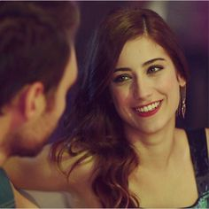 Hazal Kaya - Love her smile