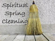 Gypsy Magic: Spiritual Spring Cleaning