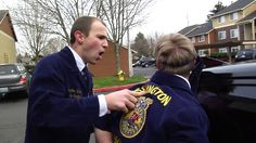 FFA Cops... Official Dress the proper way and from past washington state officers none the less!! :)