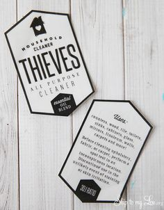 This Thieves All purpose Cleaner is truly multi purpose. I use this on counters, floors, bathrooms, windows and mirrors with a microfiber cloth.