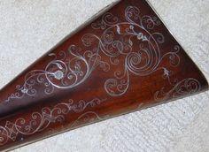 silver leaf inlays