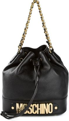Moschino bucket bag on shopstyle.com