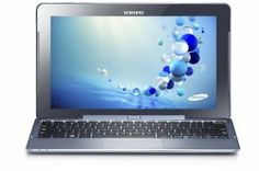 It's not just an ultra-thin tablet. It's also a fully functioning PC. The Samsung ATIV Smart PC 500T runs the programs you need on a Windows 8 operating system — in a sleek, lightweight form. A docking keyboard, S Pen™ functionality and touch screen let you connect with your PC as never before. Longer battery life and an Intel® Atom™ processor mean there's no stopping the Samsung Samsung ATIV Smart PC 500T.