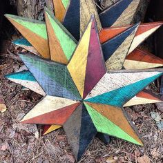 s the top 13 trends from the 2015 country living fair christmas decorations gardening home decor home improvement home maintenance repairs home office painted furniture repurposing upcycling seasonal holiday decor wall decor Colorful Wood Cut Decor Barn Quilt Designs, Barn Quilt Patterns, Quilting Designs, Wooden Christmas Trees, Christmas Decorations, Holiday Decor, Garden Decorations, Disney Magie, Wood Projects