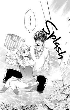 Hoshi to Kuzu - Don't Worry, Be Happy Capítulo 1 página 5 (Cargar imágenes: 10) - Leer Manga en Español gratis en NineManga.com