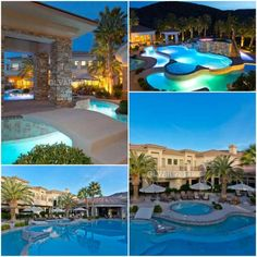 Here are the Top Pools of 2013. This one includes a lazy river. http://blog.homes.com/2013/07/top-backyard-pools-of-2013/