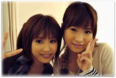 I love Eri Kamei with Morning Musume。