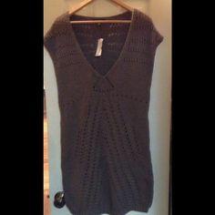 "Selling this ""Banana Republic Knit Sweater Dress"" in my Poshmark closet! My username is: tiatreasures. #shopmycloset #poshmark #fashion #shopping #style #forsale #Banana Republic #Dresses & Skirts"
