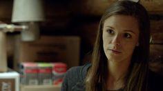Jordan Hayes as Dr. Sarah Jordan in HELIX ep. #1.12 'The Reaping'.