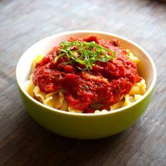 pomidorowo :)