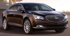 2014 Buick Lacrosse reflects an evolution of the landmark luxury sedan. New Buick Lacrosse is powered with a standard 2.4-liter four-cylinder engine along with an electric motor and a 304-hp 3.6-liter V-6 under the hood with SIDI, both mated to a six speed automatic transmission. Equipped with eAssist technology, 2.4-liter four-cylinder engine contributes to 25% fuel economy, while 3.6L VVT V6 engine with SIDI offers 304 horsepower.