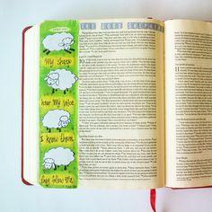 The Good Shepherd John 10 #biblejournaling #illustratedfaith