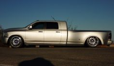 2013 DODGE RAM 3500 Dual Rear Wheel