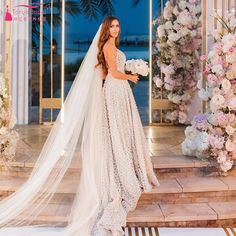 bf717fe87a 148 Best A Line Wedding Dress images in 2019 | Bridal shops, Bridal ...