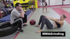 Ronda Rousey Insane Crazy Ridiculous Hardcore Abs Workout