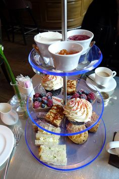 Afternoon Tea at the Crosby Street Hotel